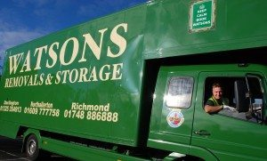 Watsons Removal & Storage, North East, Darlington, AMEC, offices move, Darlington, Mick Watson, contract win, North East, PR, Harvey & Hugo
