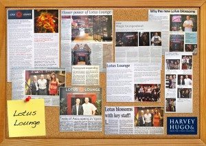Lotus Lounge, coverage, expansion, team expansion, Yarm, Teesside, Stockton, press release, press shot, Pan Asian Restaurant, new restaurant, Harvey & Hugo