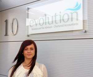 Evolution LLP, Beth Telfer, PR, Harvey & Hugo, Darlington
