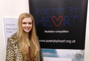 Polam Hall, Poetry by Heart, Darlington, PR, Harvey & Hugo