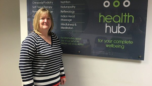 Former SSI worker turned life coach, Heather Baker-Heriot