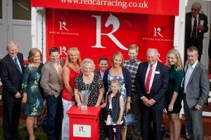 Redcar Racecourse Totepool Two Year Old Trophy Day