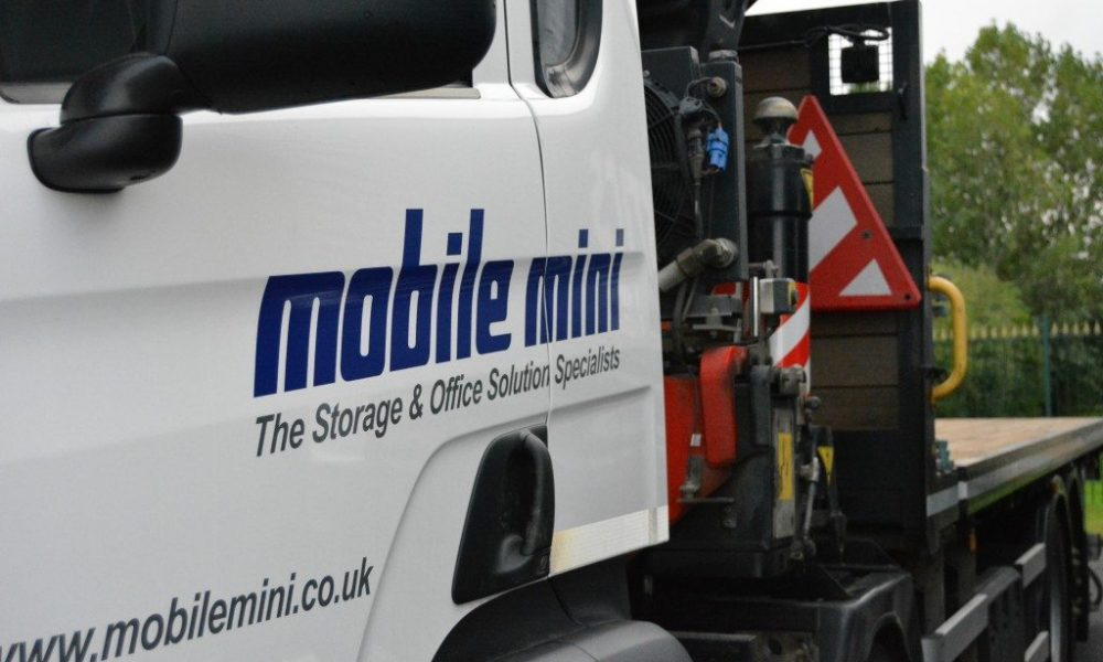Mobile Mini Lorry Week