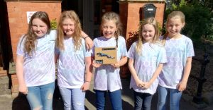 Red House School girls reach the final of the STEM-based Jaguar Primary School Challenge