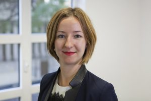 Anastassia Beliakova, head of trade policy at the British Chambers of Commerce