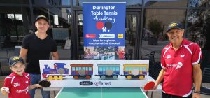 Darlington Building Society Table Tennis Academy