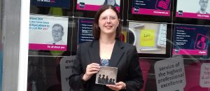 Emma Ladd, Coles Solicitors, Military Wive's Choir