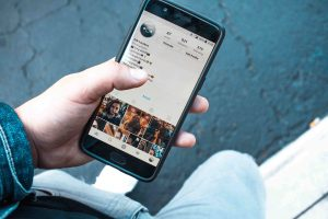 Grow your mailing list with Instagram