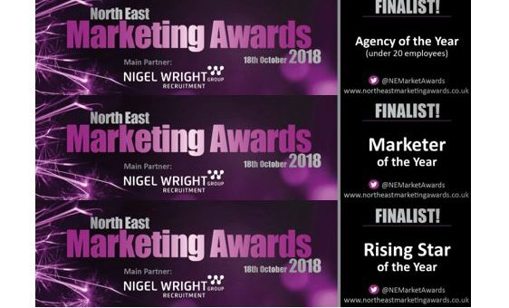 North East Marketing Awards 2018