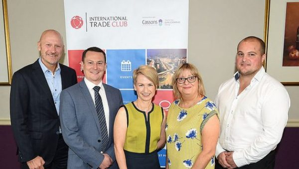 Cassons hosts the International Trade Club Breakfast Meeting on Brexit