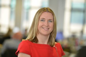 Amanda Sayle, Tax Director of CLB Coopers, part of the Baldwins group, Manchester