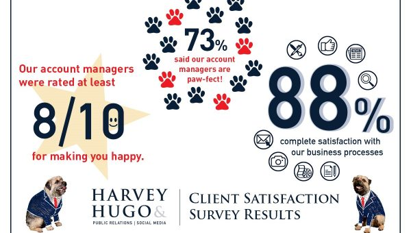 Client Satisfaction Survey Stats