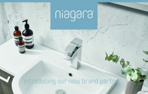 Niagara products now available from Ideal Bathrooms