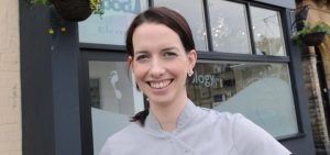 Teesside female entrepreneur Laura Dicken, owner of Podology