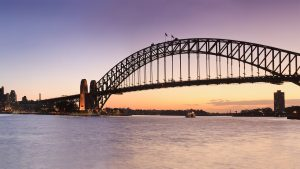 Sydney Harbour Bridge - a Cleveland Bridge project