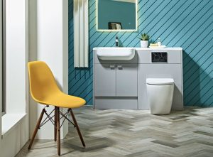 Tavistock's new fitted furniture collections, Legacy and Calm, are now available from Ideal Bathrooms