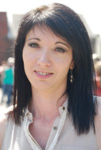 Encore Envelopes' business improvement manager, Dawn Hinnighan