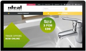 Ideal Bathrooms trade offers