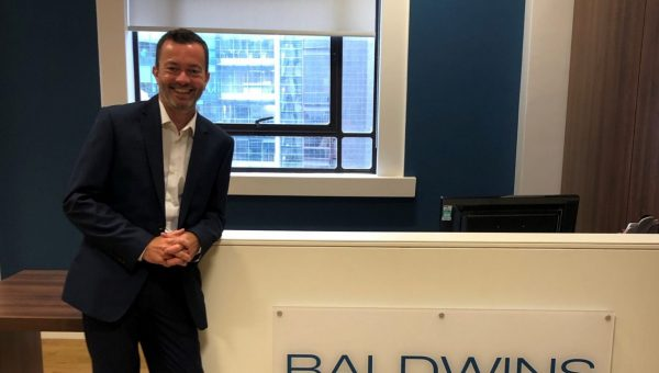 Baldwins' new Corporate Finance Partner, Tim Mills