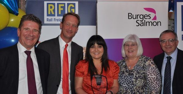 PD Ports: Business of the Year at the Rail Freight Group awards