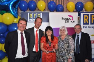 RFG Business of the Year award winner PD Ports